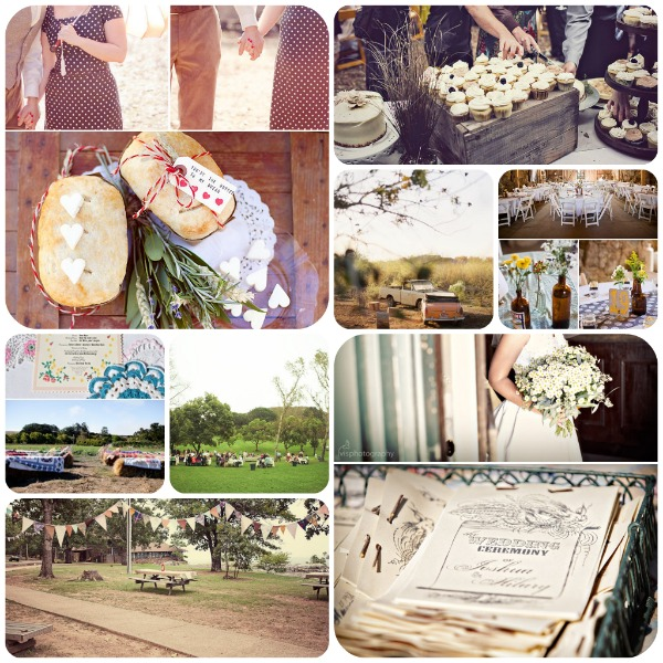 Matrimonio In Stile Country : Matrimonio con picnic trashic