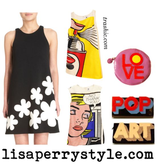 Top Pop Art Look | Trashic CB04