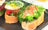 ricetta crostini con speak
