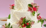 Torte di matrimonio decorate