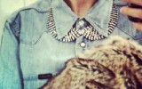Denim e bling bling