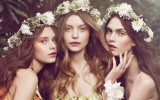 bohemian-bride-wedding-hair-makeup-inspiration-floral-crowns-romantic.full