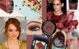 Trucchi e make up color Marsala